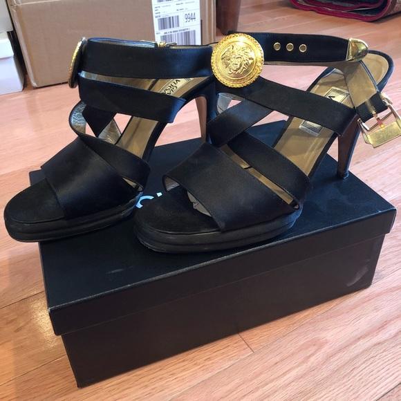 Vintage Versace Heels   Poshmark
